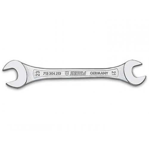 Ключ рожковый, двойной Wurth. Метрический