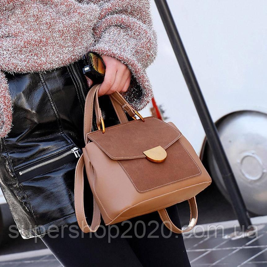 Женская сумка через плечо Brook