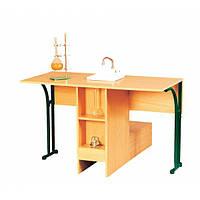 """Стол лабораторный для кабинета химии с мойкой """"80332"""""""