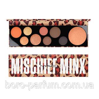 Палетка теней для век MAC Misghief Minx