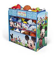 Детский комод органайзер ящик для игрушек Delta Микки Маус