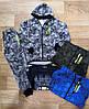 Трикотажный костюм 3 в 1 для мальчика оптом, Seagull, 8-16 лет,  № CSQ-58297