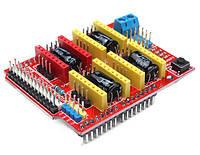 Плата расширения Arduino 3D Printer CNC Shield V3.0