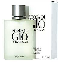 Туалетная вода мужская Giorgio Armani Acqua di Gio Men 100 ml ТЕСТЕР (Армани Аква Ди Джи), фото 3