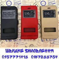 Чохол книжка Vip + Momax для Iphone 4 4S / чехол флип на Iphone 4 4S