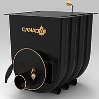 Булерьян Canada 00 с варочной поверхностью печь