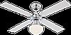 Люстра вентилятор CHAMPION 0330