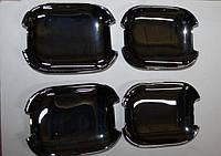 Mercedes W210 (1995-2003)/ML 163 (1998-2005) Накладки под ручки 8шт
