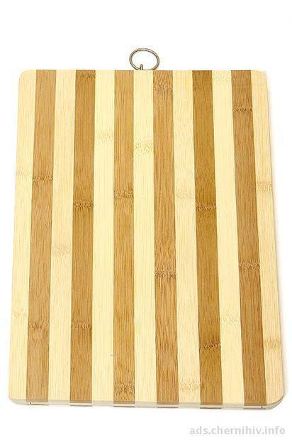 Разделочная доска Бамбук 24х34 см