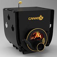 Печь булерьян Canada 00 варочная, стекло и защитный кожух