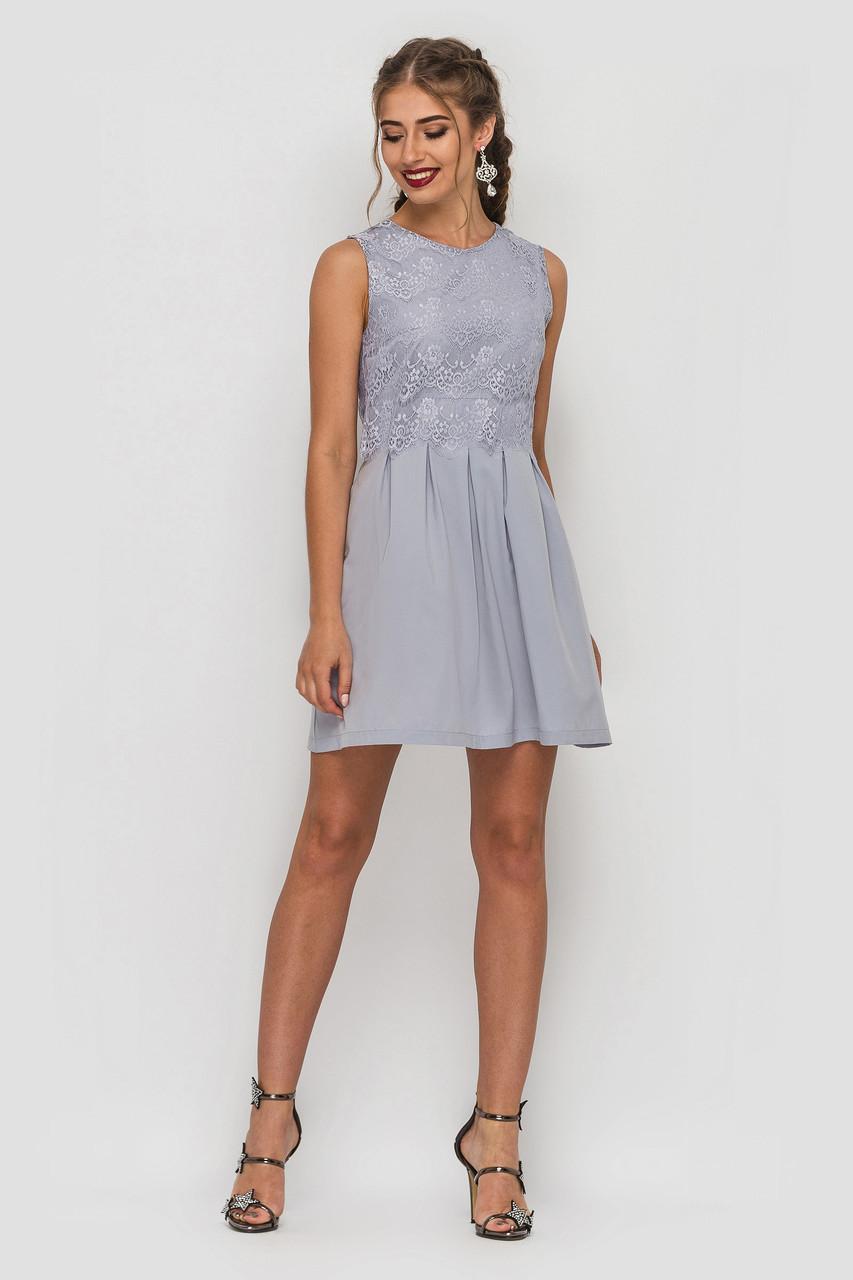 Платье струящееся  «Лада»