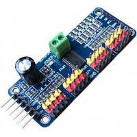 Модуль 16-канальный ШИМ контроллер PCA9685