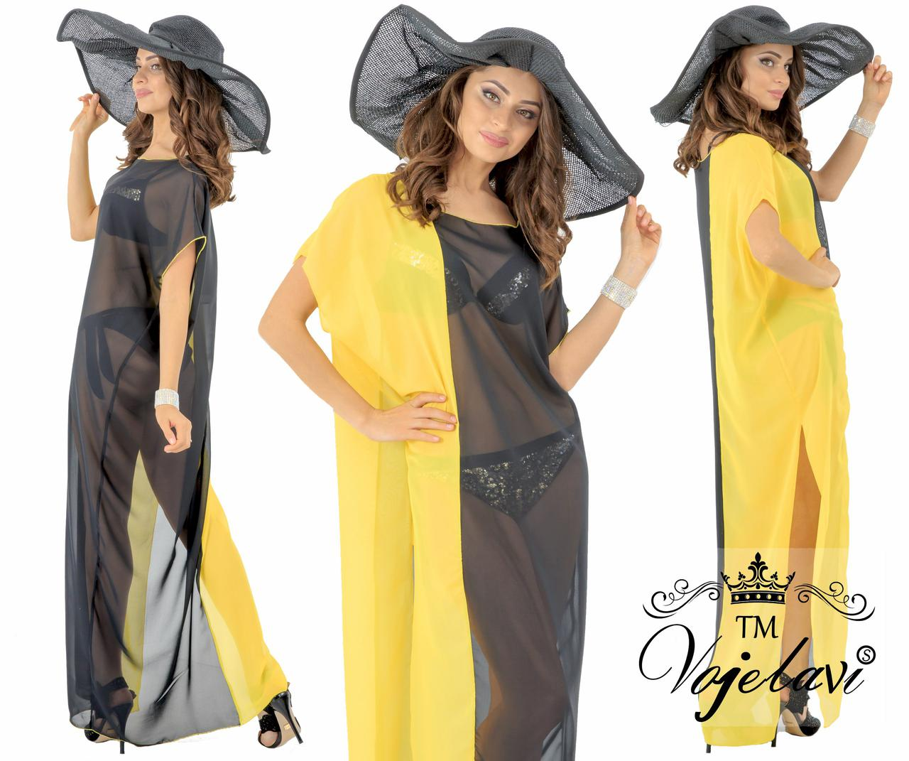 447312eb96154e1 Пляжное женское платье на лето № 1597 - Оптово-розничный интернет-магазин  спортивной одежды