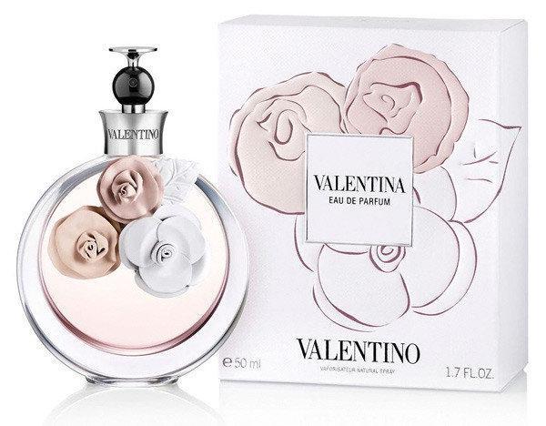 Парфюмерная вода для женщин Valentino Valentina, 50 мл