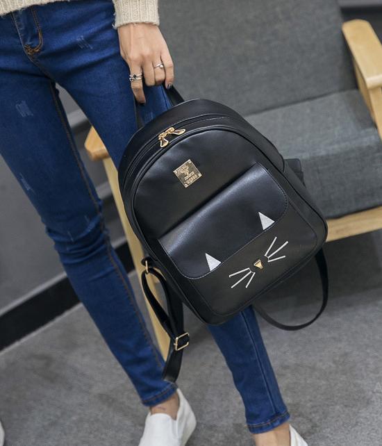 рюкзак в виде кота