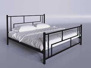 Двуспальная кровать Амис Tenero металлическая