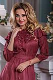 Эффектное Платье асимметричного кроя 44-50р, фото 3