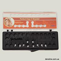Сапфировые брекеты Perfect Clear II Roth 018/022 - Низ 5-5 (HUBIT)
