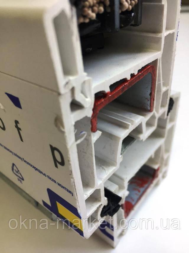 Пластиковые Окна Openteck Delux - фото компании Окна Маркет