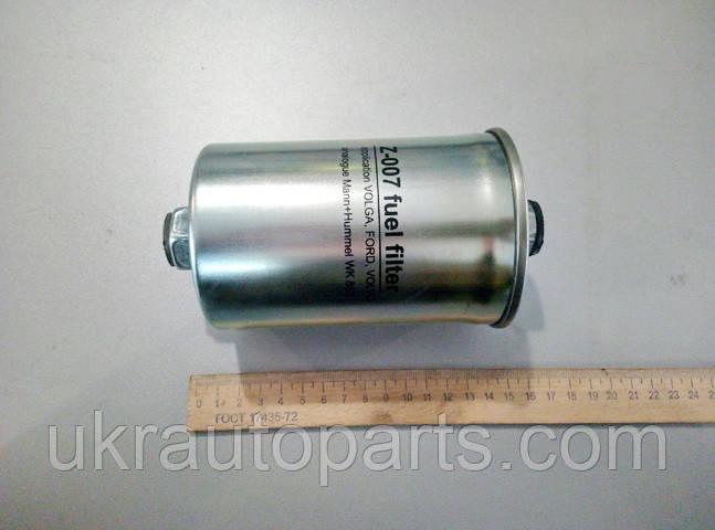 Фильтр топливный ГАЗЕЛЬ Двиг. 406 тонкой очистки (гайка) (ГЕРМАНИЯ) (406.1117010-252)