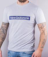 Мужская котоновая футболка SM155 (р-р 46-52) оптом со склада в Одессе