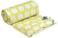 Одеяло облегченное двуспальное (100% овечья шерсть,172х205 см) ТМ Руно 316.02ШКУ, фото 1