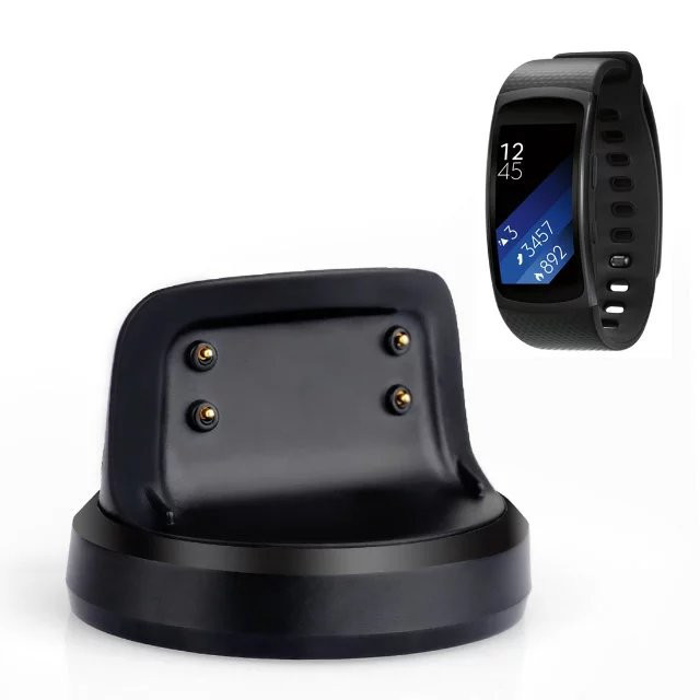 Зарядная док-станция для Samsung Gear Fit 2 SM-R360 / Fit 2 Pro SM-R36