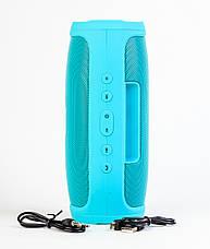 Bluetooth портативная колонка Charge 4, бирюзовая, фото 2