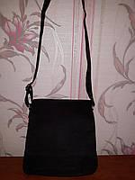 Черная тканевая сумка Maricci, фото 1
