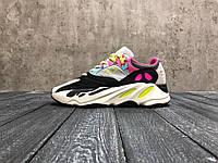 Женские кроссовки Adidas Yeezy 700 Boost топ Реплика, фото 1