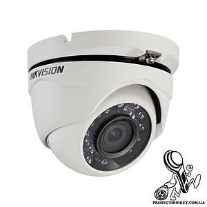 Видеокамера уличная Turbo HD 2 Мп мультиформатная DS-2CE56D0T-IRMF (2.8 )