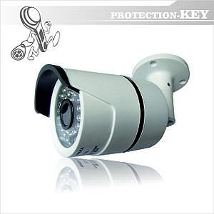 Видеокамера уличная конусная AHD Able  PK-71В 3,6мм