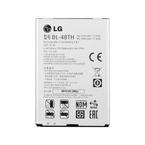 Аккумулятор на LG BL-48TH 3140 mAh Оригинал