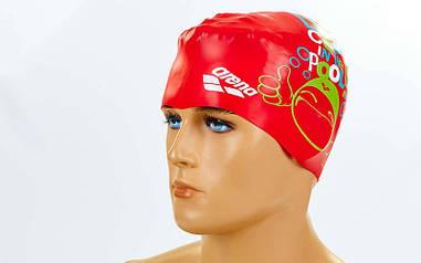 Шапочка для плавання дитячі ARENA PRINT JR AR-94171-20