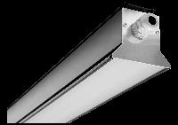 Магістральний світлодіодний світильник ЛІД ГАММА LM-90Вт/840-101 Про L3000 GR 21 ЛЮМЕН, фото 1