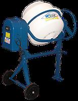 Бетономешалка WERK WR 160С мощн.650 Вт,  Емкость бака / готовой смеси  - 160 / 120 л.