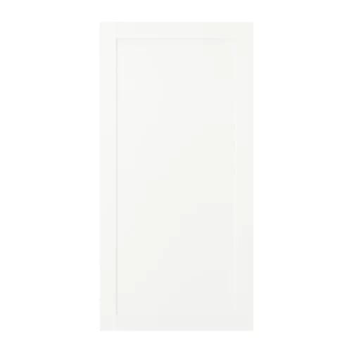 Дверца IKEA SANNIDAL 60x120 см белая 003.955.39
