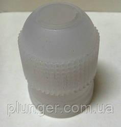 Переходник для кондитерских насадок большой пластиковый