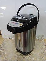 Чайники-термосы, электрический термос с помпой 3 л