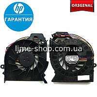 Вентилятор кулер для ноутбука HP  Dv6-6b12tx, Dv6-6130sr, Dv6-6b63er, Dv6-6b23eo, Dv6-6125sl,
