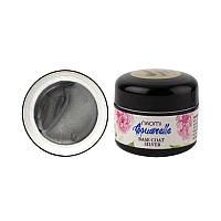 Naomi Aquarelle Base Silver - База акварельная для гель-лака (серебро), 6 мл