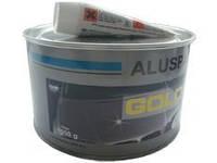 GOLDCAR ALU 1000 шпатлевка с частицами алюминия