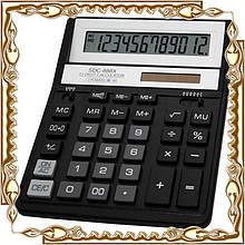 Калькулятор Citizen SDC-888 настольный большой