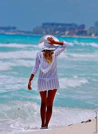 Пляжные туники юбки и платья