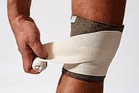 Повязка на суставы фиксирующая из каракульской шерсти, фото 1