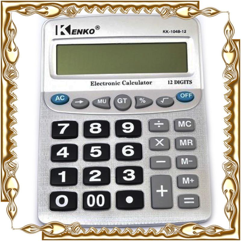 Калькулятор Kenko КК-1048-12