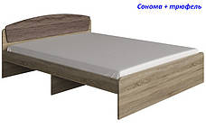 Кровать двуспальная Астория, фото 2
