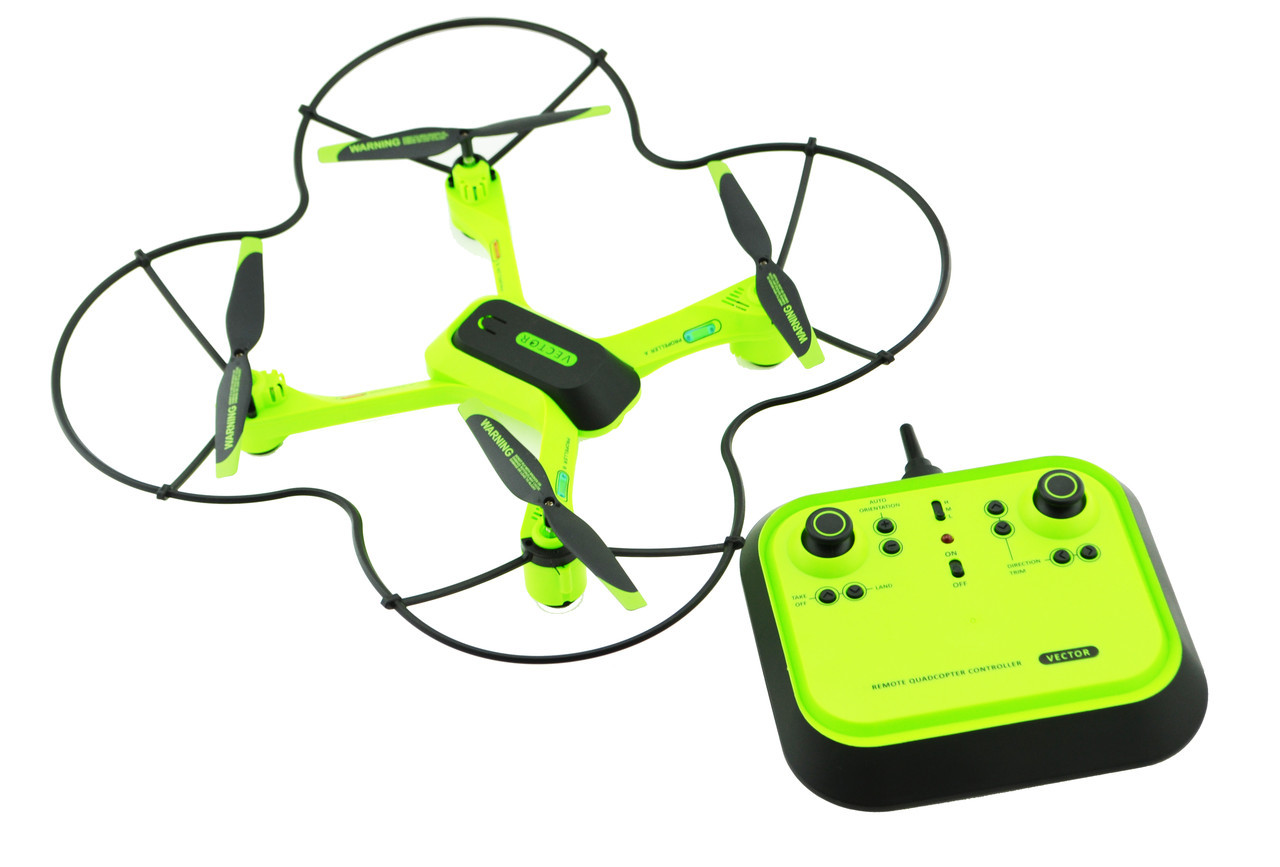 Квадрокоптер Vector LS2017W c WiFi камерой