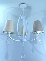 Люстра потолочная на 3 лампочки YR-6017/3