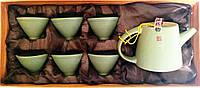 Набор чайный керамика